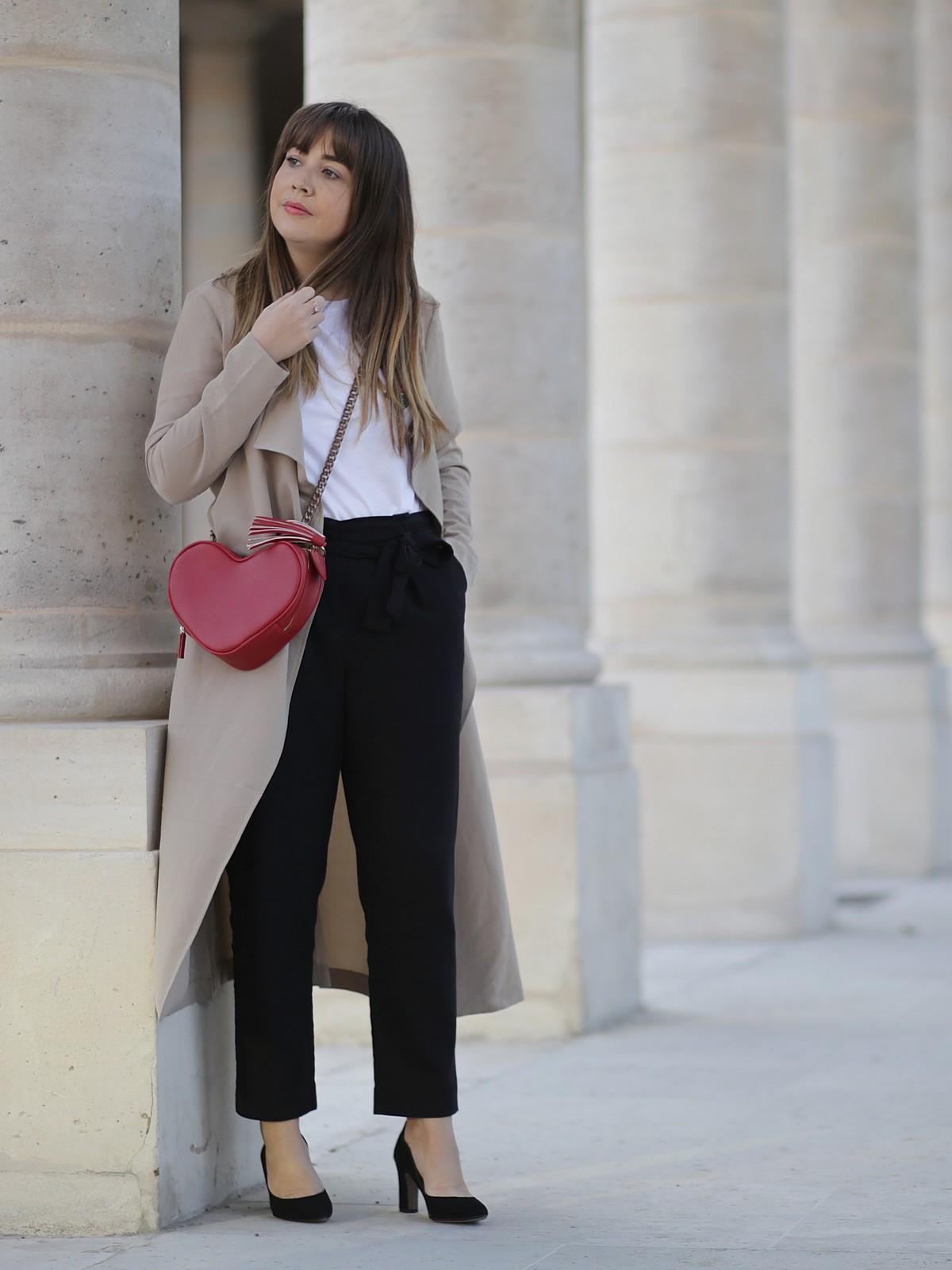 tendance broderie - tshirt broderie - shein - du style madame - streetstyle - parisienne
