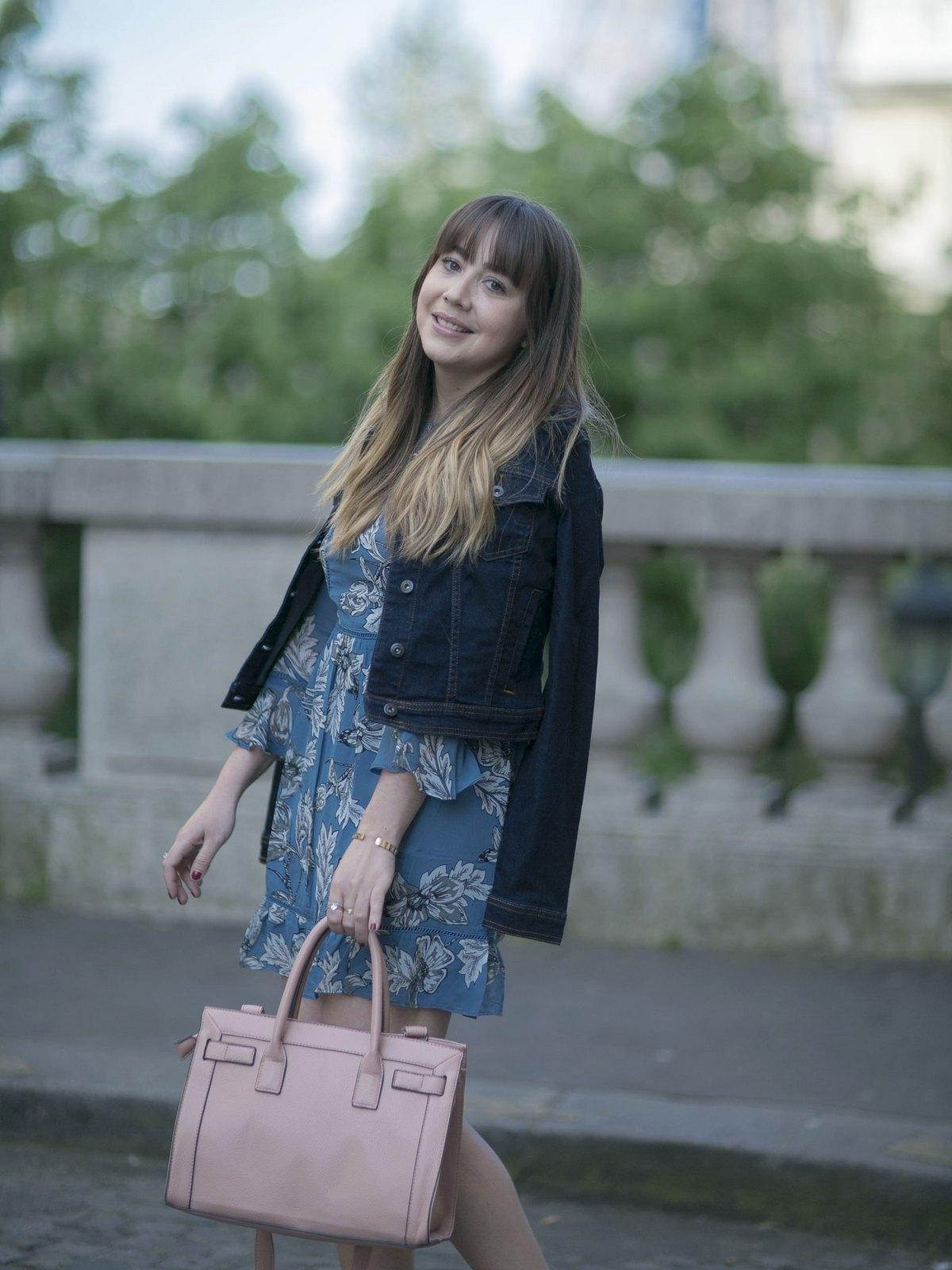 avenue des camoëns - paris - look justfab - justfab outfit - du style madame
