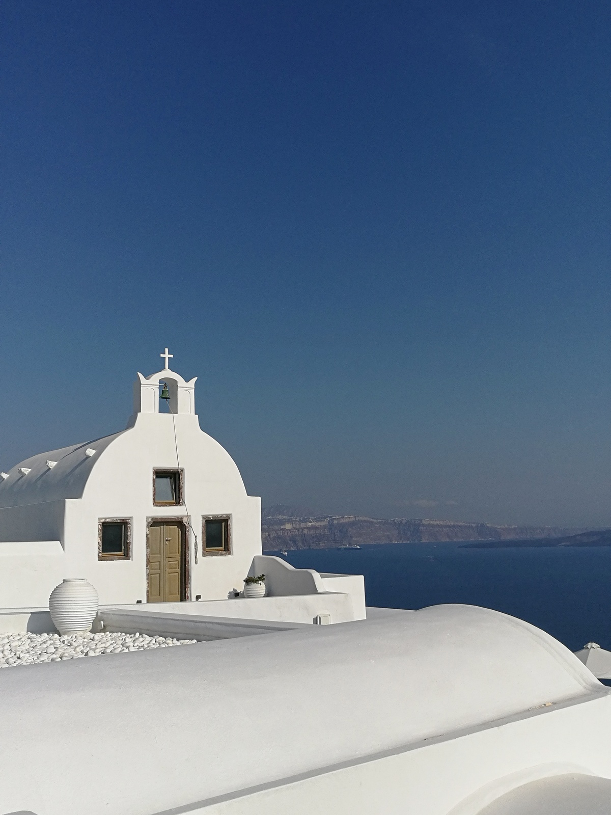 santorin - fira - thira - landscape - greece - grece - santorini