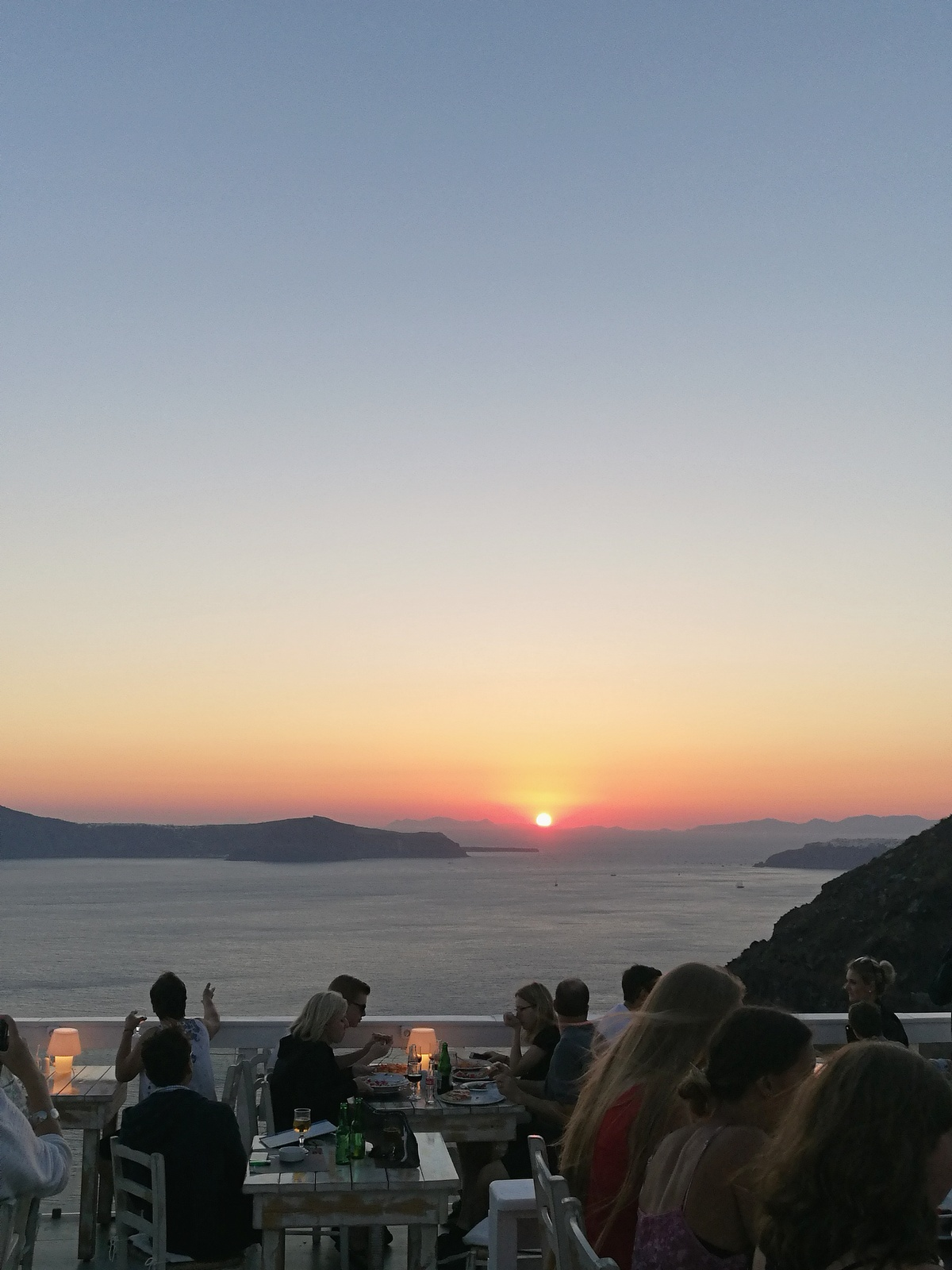niki restaurant - fira - santorin - santorini