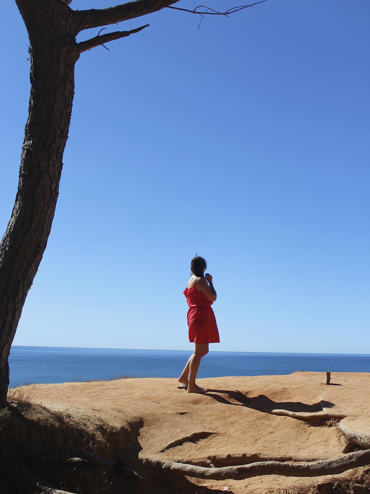 Praia Da Falesa - plage portugal