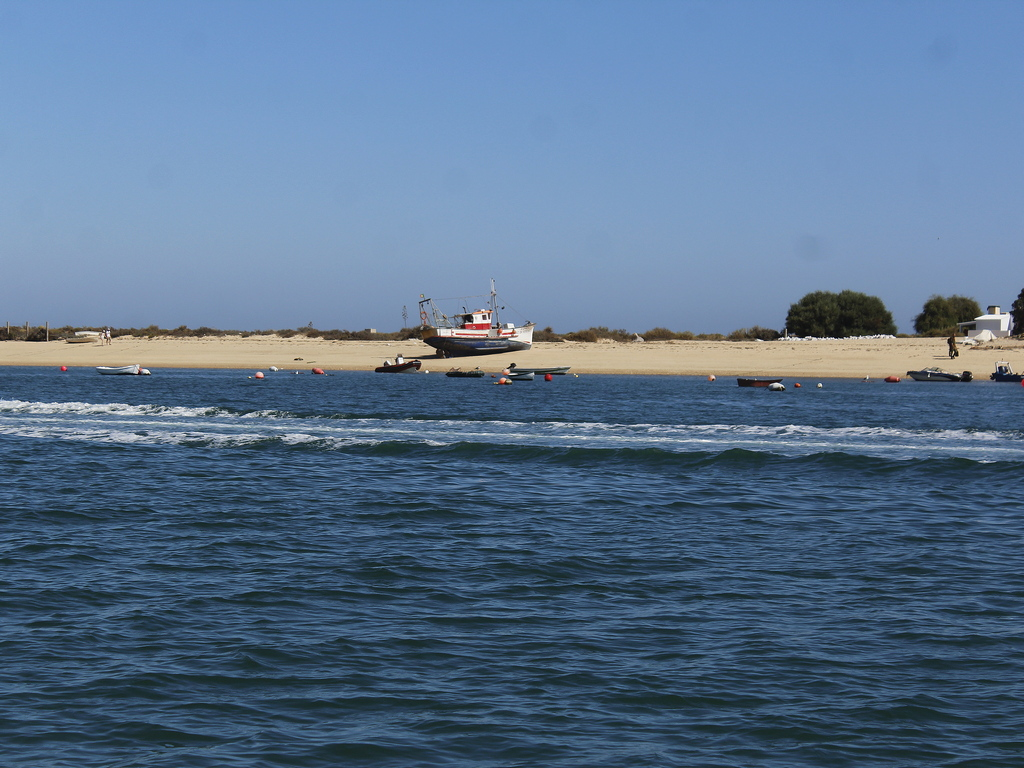 Praia Farol - plage portugal