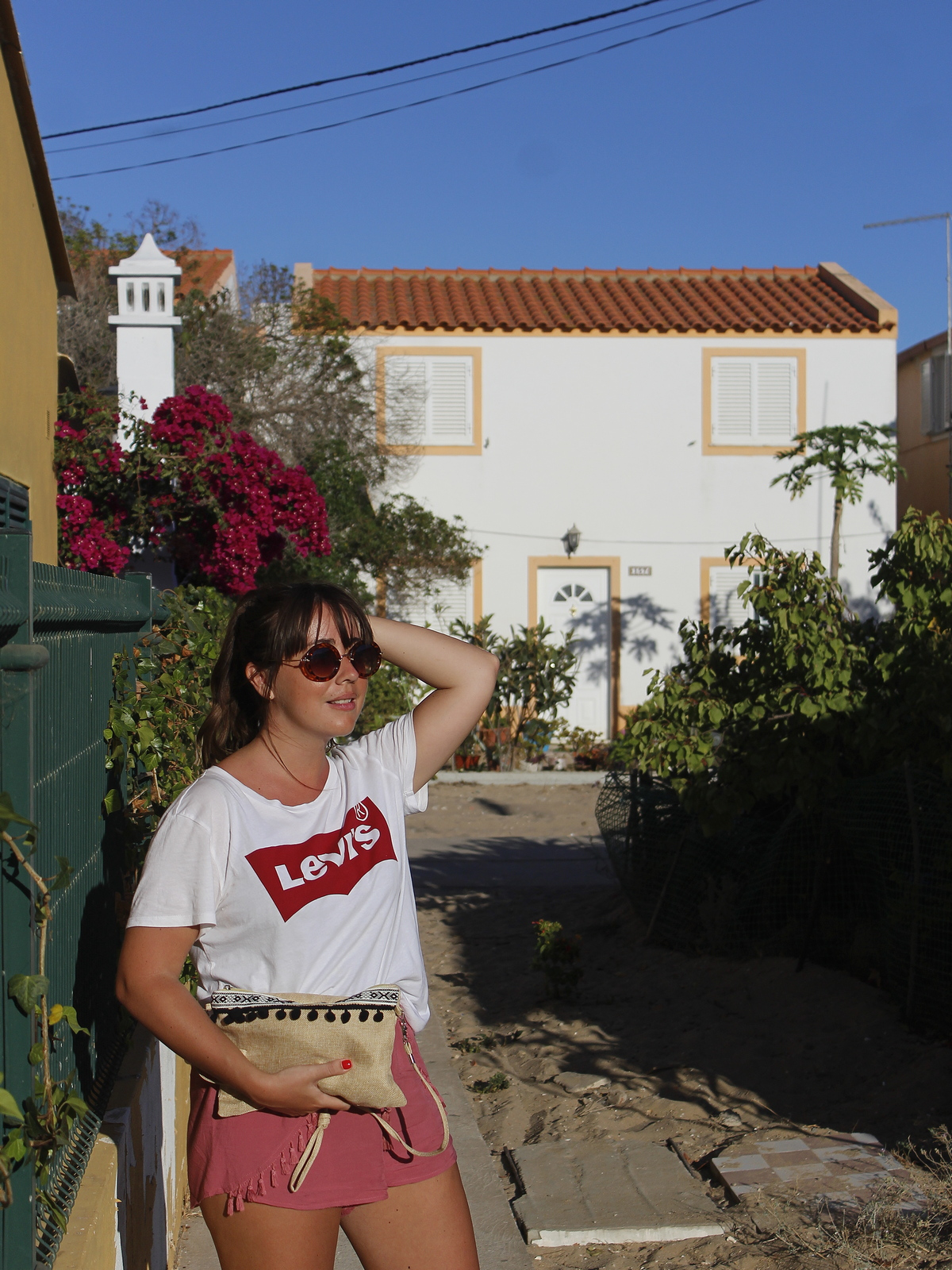 Praia culatra - plage portugal
