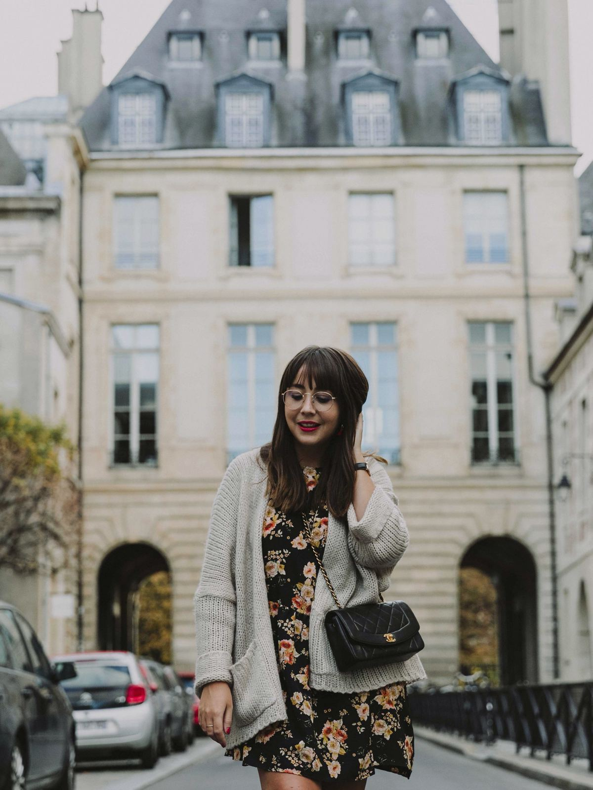 outfit automnal - autmone - fall outfit - parisienne - du style madame - Rajita Singh photography
