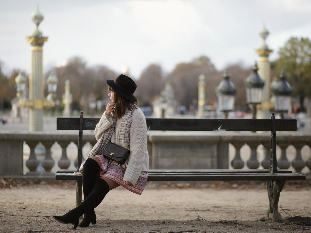 look BonPrix - Bon Prix - layering - décembre - blog mode - du style madame - mode petit prix