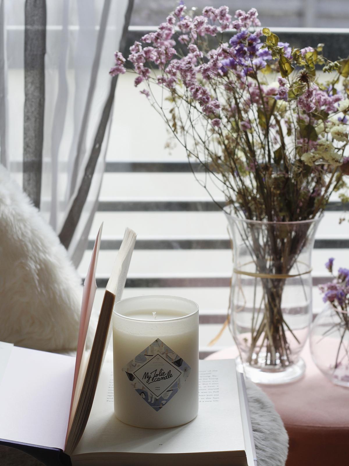 my jolie candle - bougie parfumée - bijoux